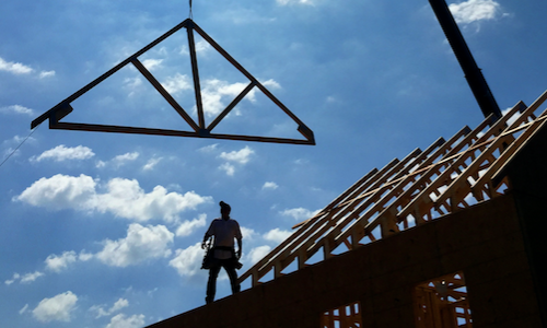 Homebuilder Confidence Soared in August