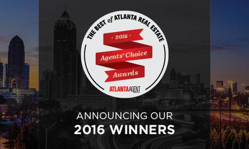 2016 Atlanta Agents' Choice Awards - Winners Revealed