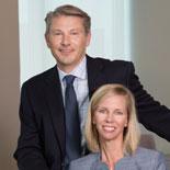 Jill Petersen and Dan Petersen