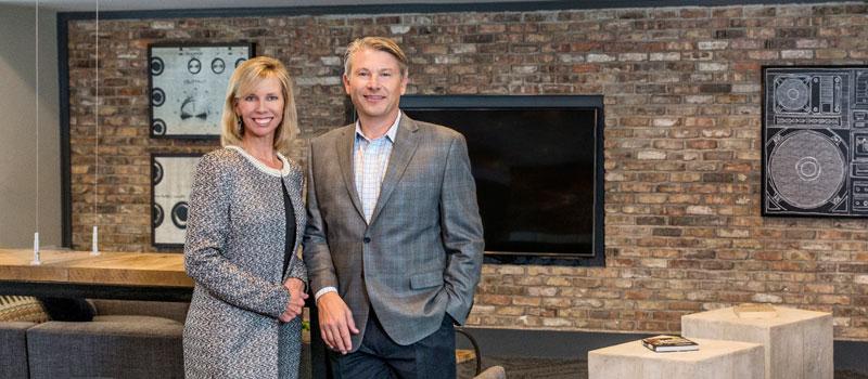 Jill & Dan Petersen